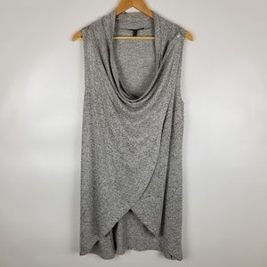 Olivia Sky Cozy Convertible Sleeveless Cardigan